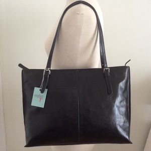 13bd2988ca HOBO Bags - NWT Genuine Leather Tote from hobo